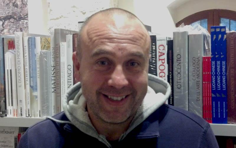 Marco Regnicoli, consigliere comunale de L'Alveare