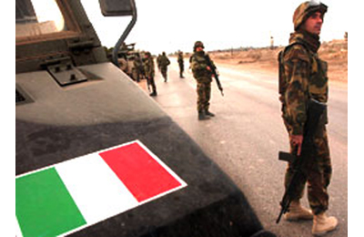 Soldati in Iraq