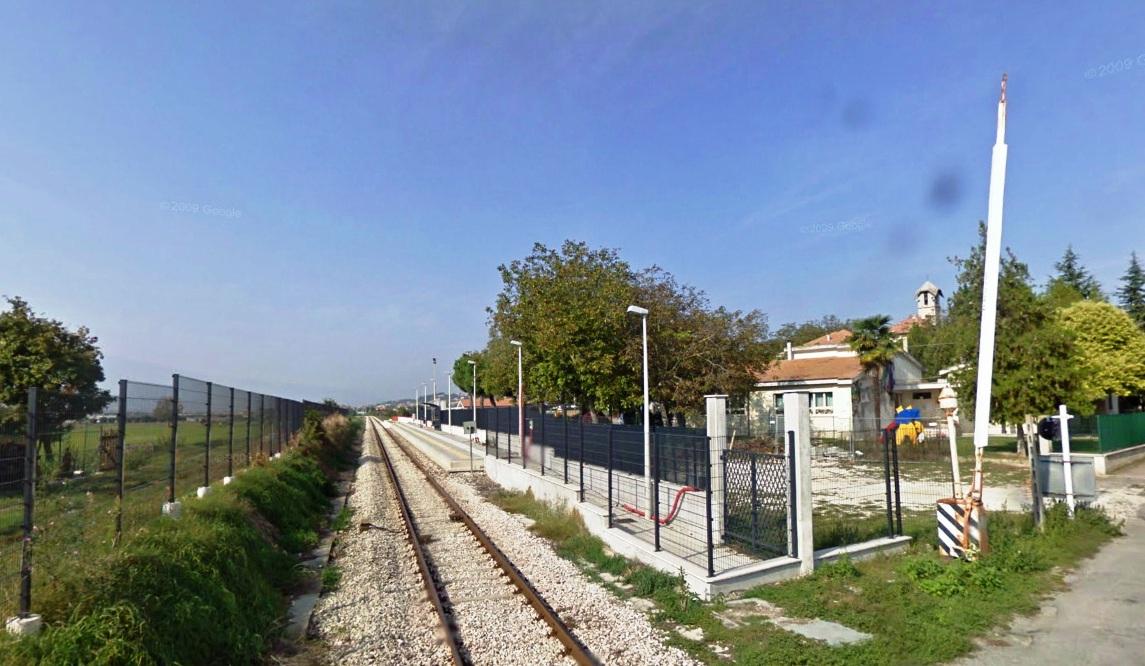 Stazione San Pio X