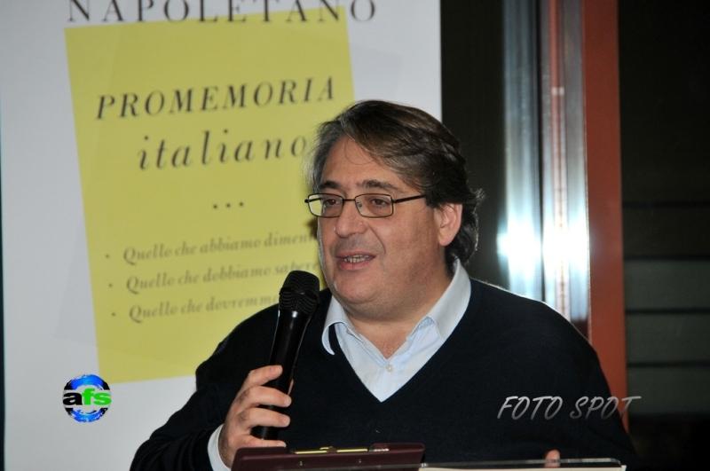 Cena di Confindustria, Roberto Napoletano 2