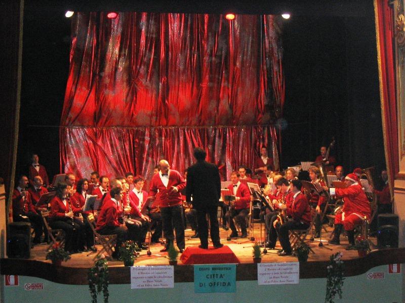 Concerto di Natale foto 2004