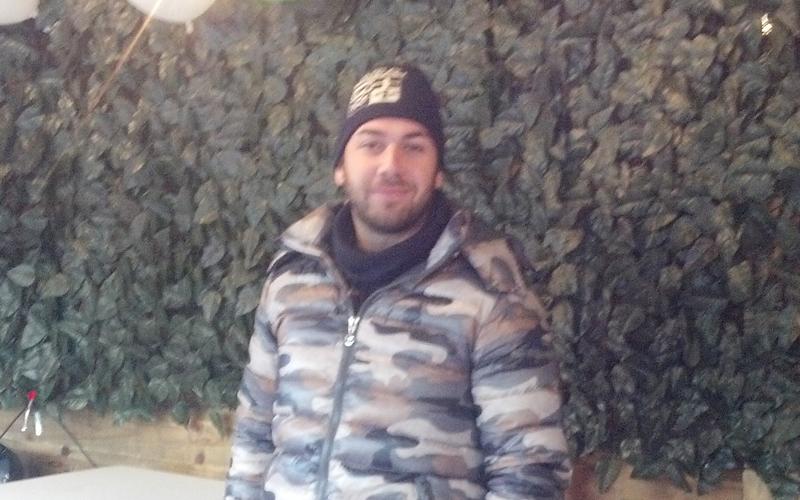 Giorgio Cilli, Pineto, mercatino di Piazza Arringo