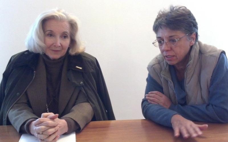 Lorenza Mochi Onori e Nora Lucentini
