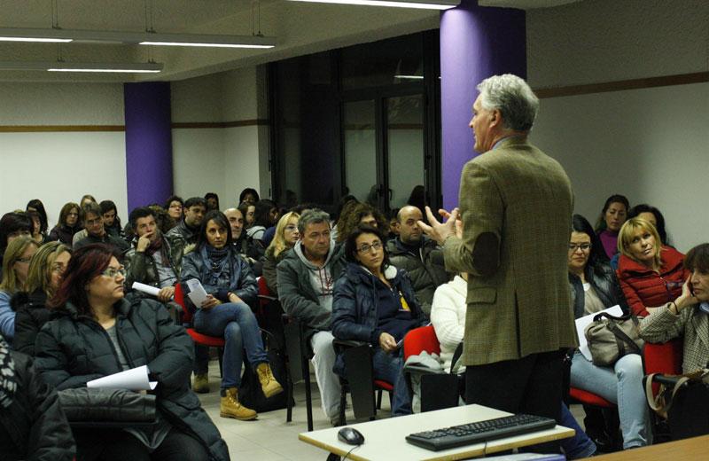 Piero Celani illustra il progetto