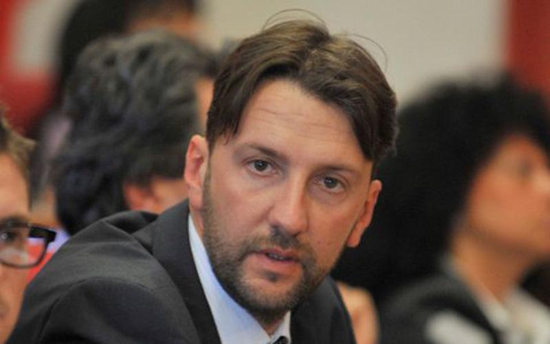 Marco Cappelli (foto di repertorio, risalente al 2012)