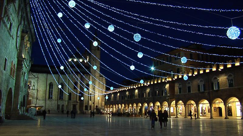 Piazza del Popolo Natale 2012
