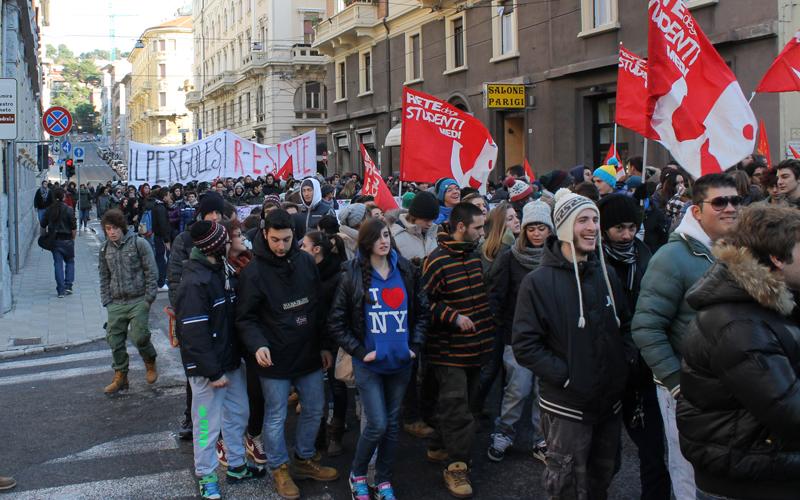 Protesta degli studenti ad Ancona, 11 dicembre 2012 4