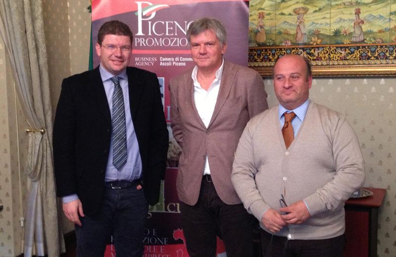 Le aziende del Piceno promuovono il Matching 2012