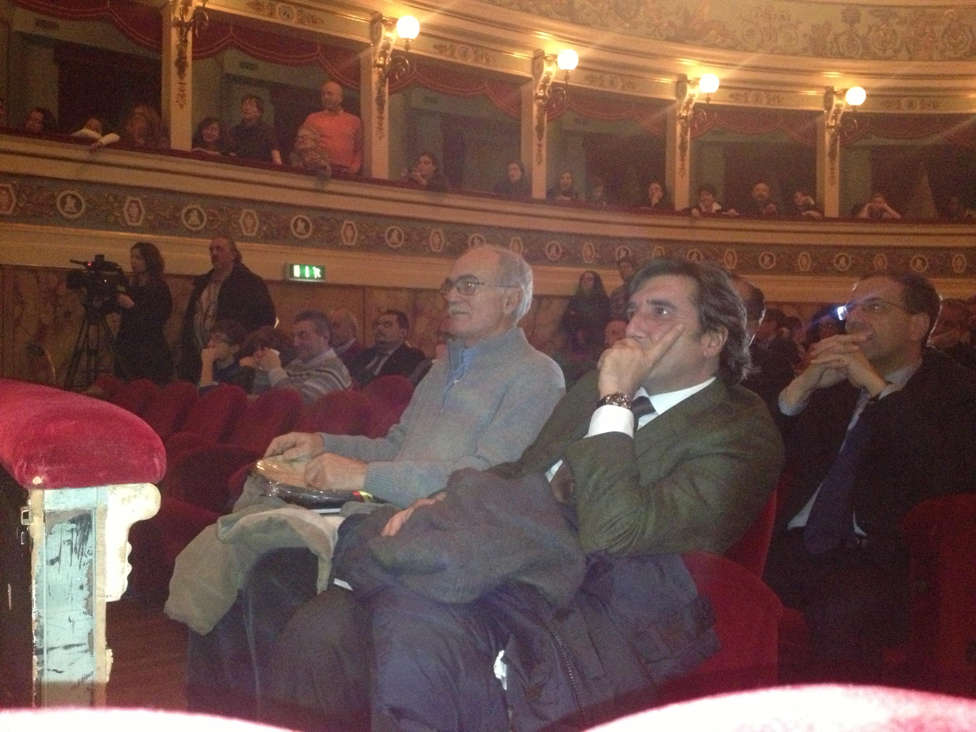 Gran Galà dello Sport 2012, Sandro Mazzola, Marco Civoli