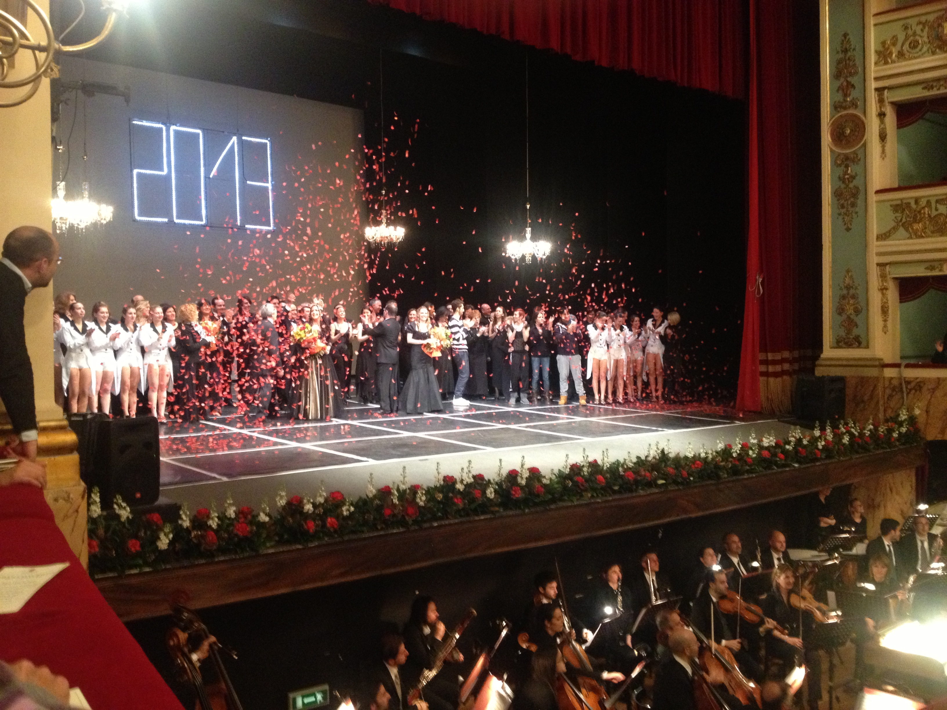 2013 gran concerto di capodanno