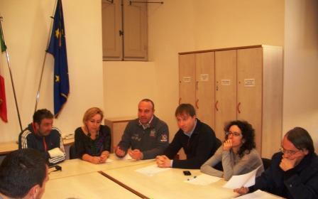 Conferenza stampa delle opposizioni 1
