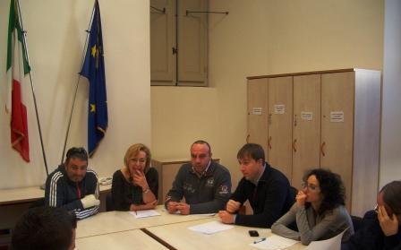 Conferenza stampa delle opposizioni 2