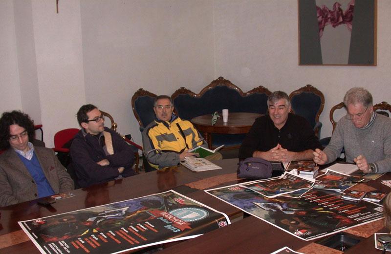 La conferenza stampa di presentazione del Piceno Folk Festival