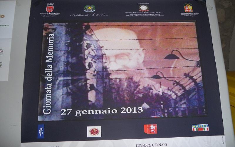 Il manifesto pubblicitario dell' evento
