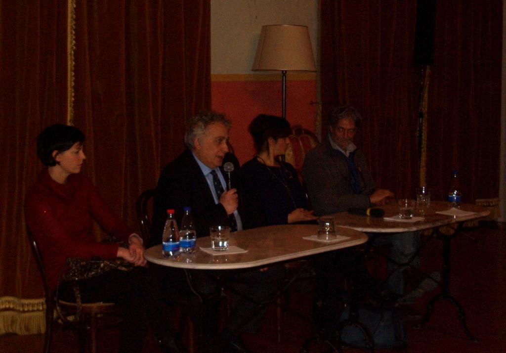 Incontro con Laura Morante e Gigio Alberti 3