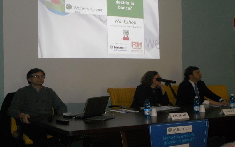 da sinistra: Francesco Rudello, Antonella Simone, Massimo Badolato