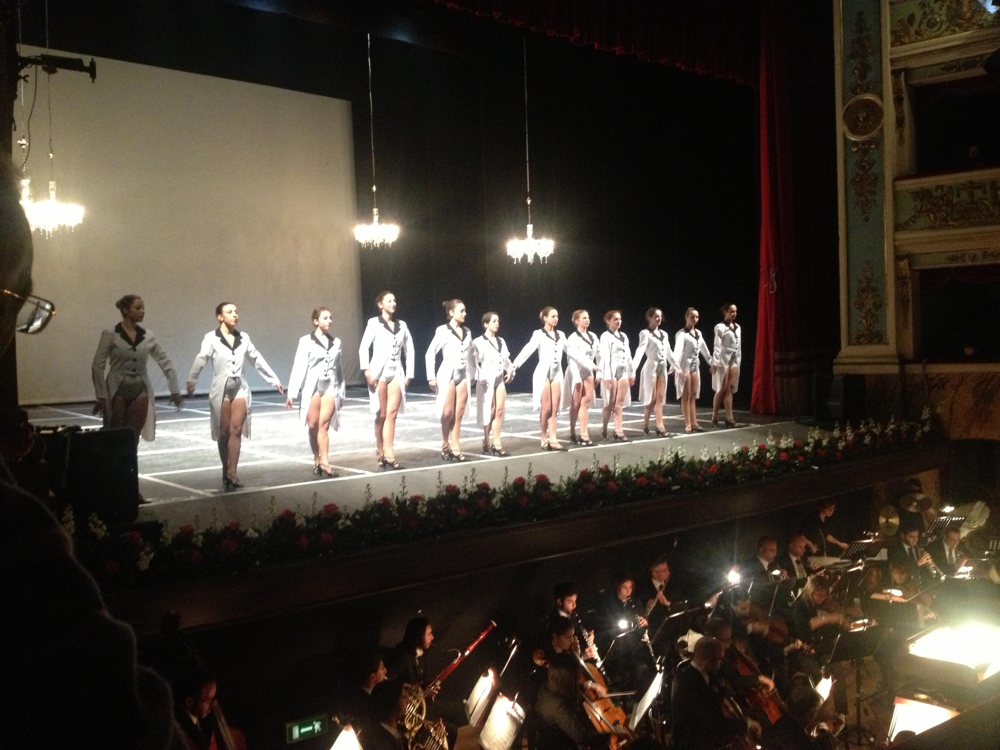 Gran Concerto di Capodanno balletto