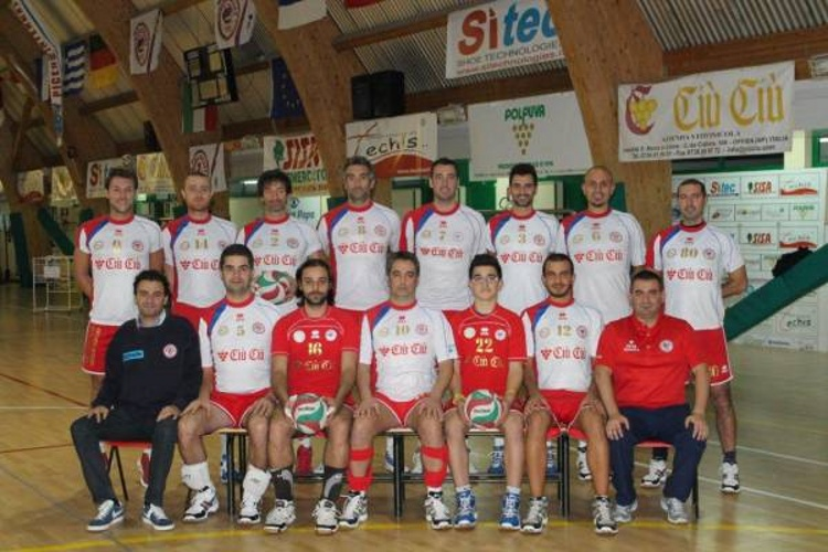 Ciù Ciù Offida Volley 2012/13