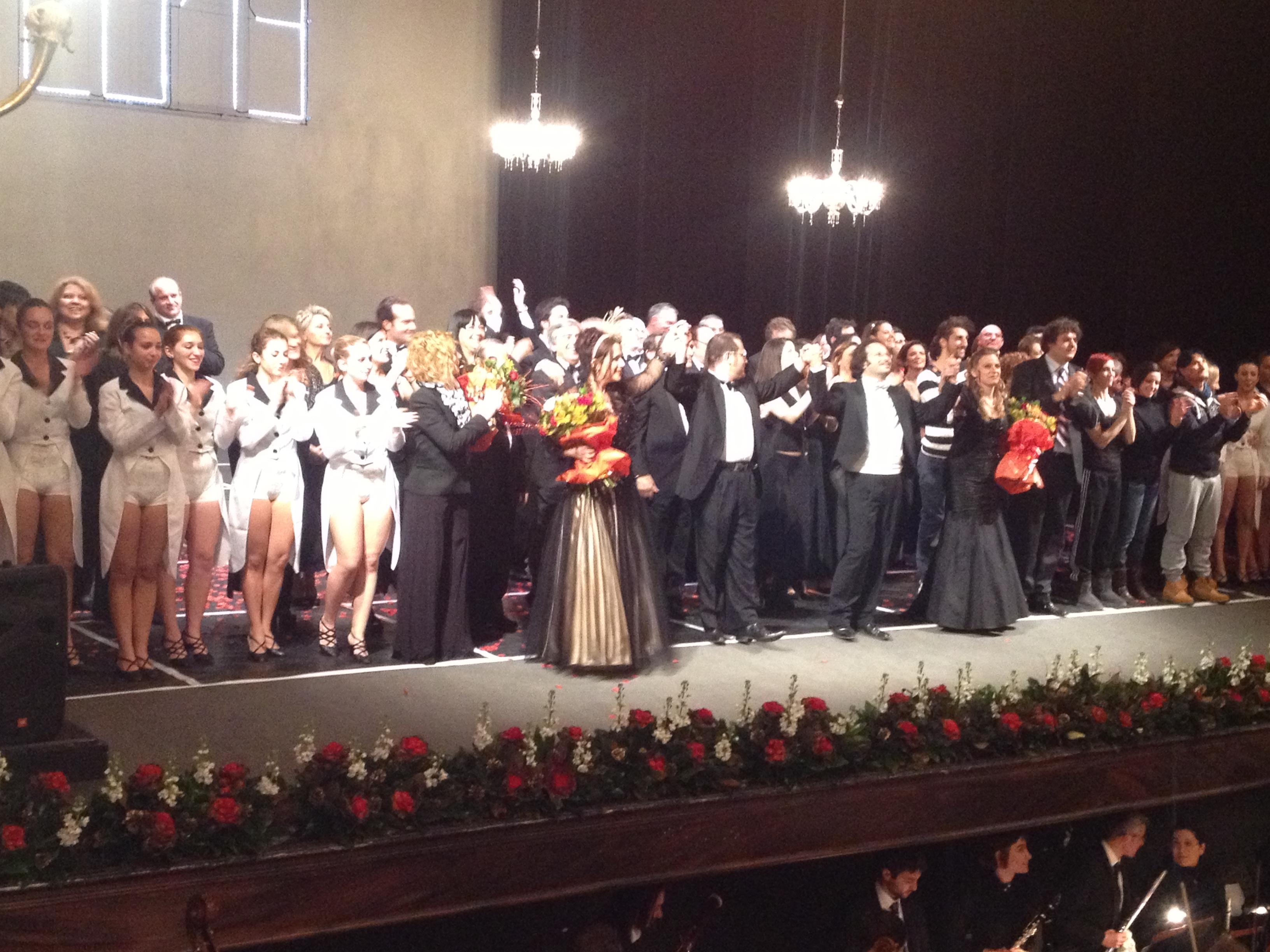 Gran Concerto di Capodanno finale