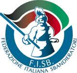 Il logo della Federazione Italiana Sbandieratori