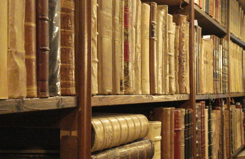 Un archivio storico