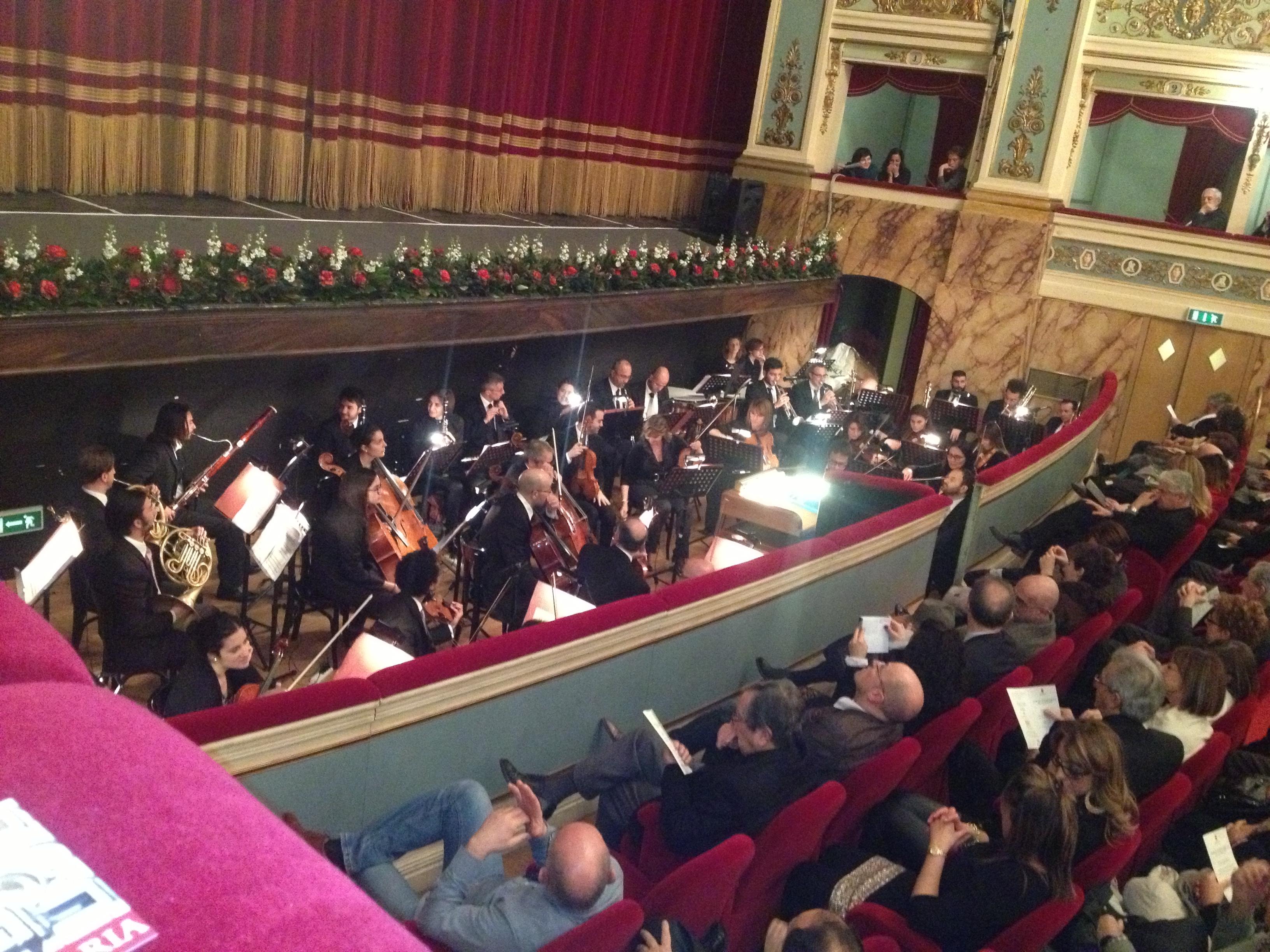 Gran Concerto di Capodanno, orchestra  b. marcello- laboratorio ensemble