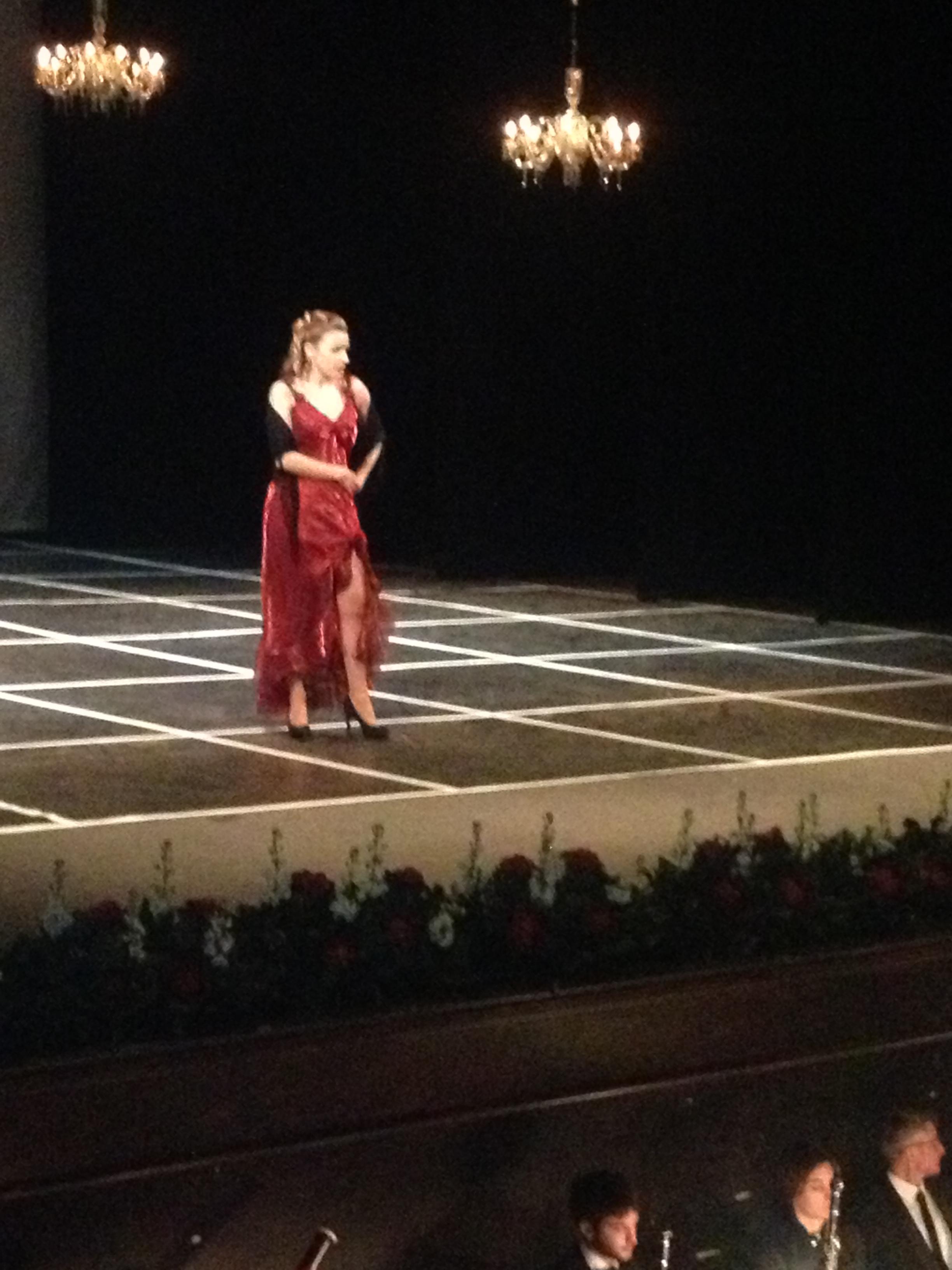 Gran Concerto di Capodanno, soprano Barbara De Angelis