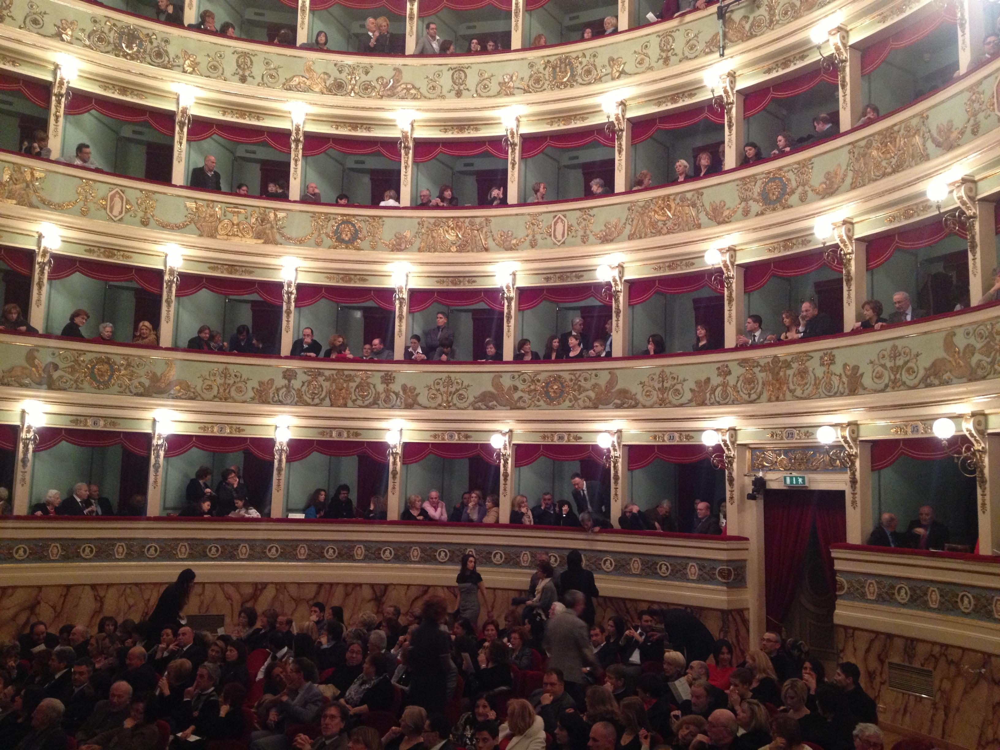 Gran Concerto di Capodanno, Ventidio Basso gremito2