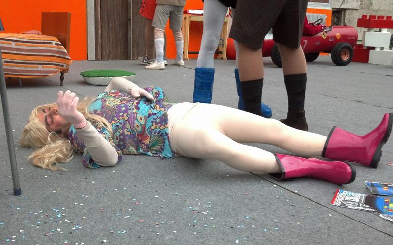 Carnevale ascolano 2013 (27) hanno rotto un braccio a Barbie