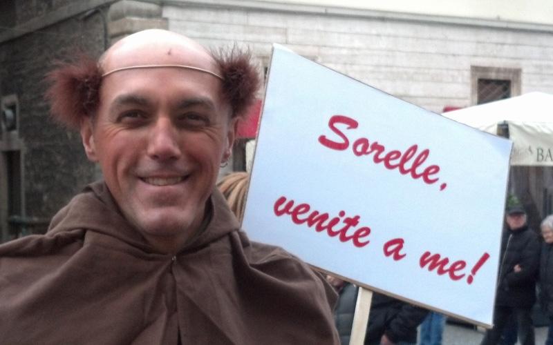 Carnevale ascolano 2013 (34) Frate Felice