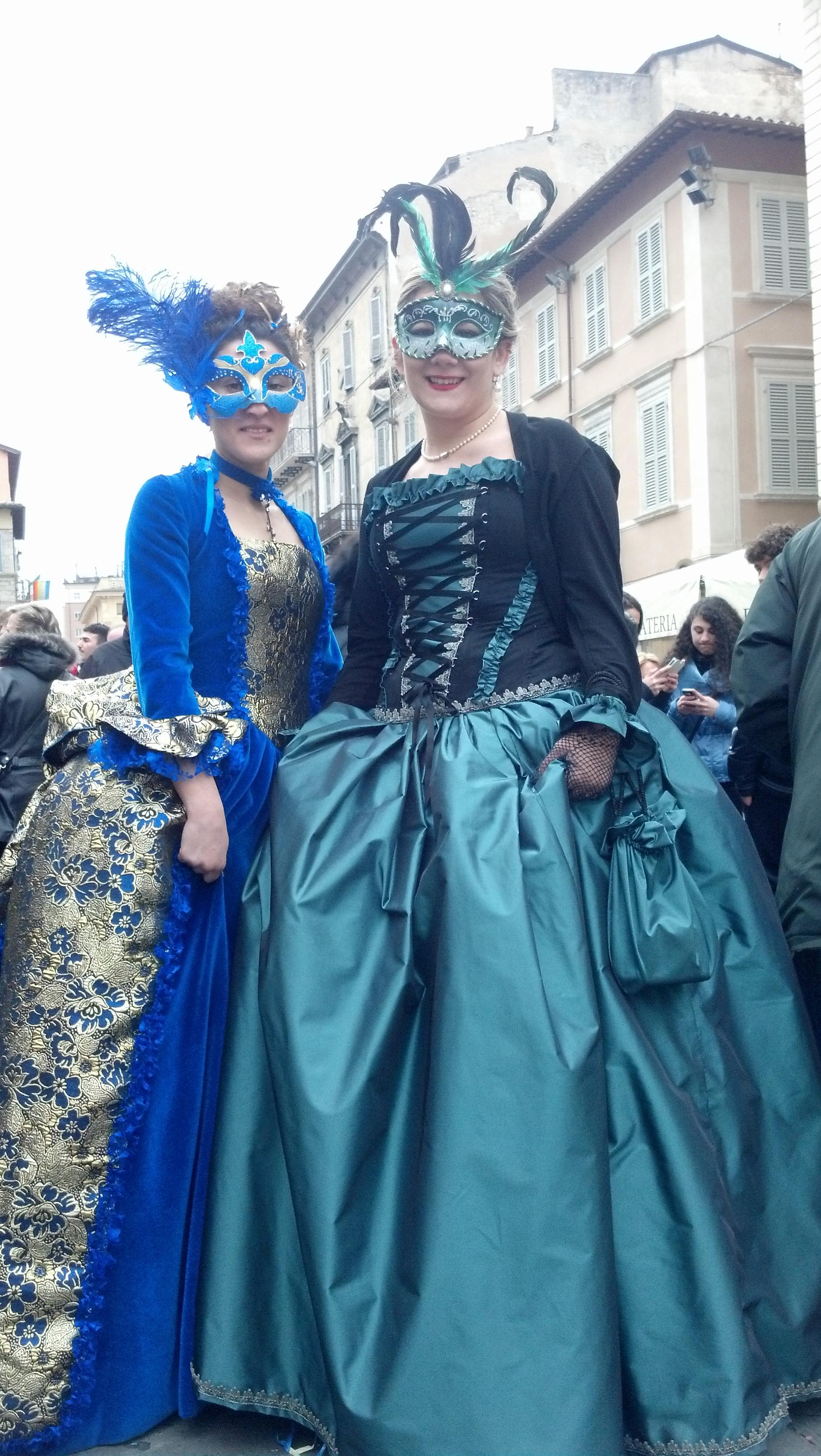 Carnevale ascolano 2013 (35) due dame