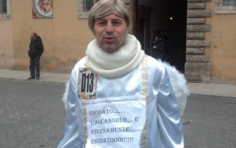 Carnevale ascolano 2013 (46) Angelo esodato