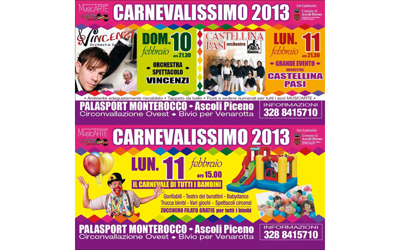 Carnevalissimo Monterocco 2013