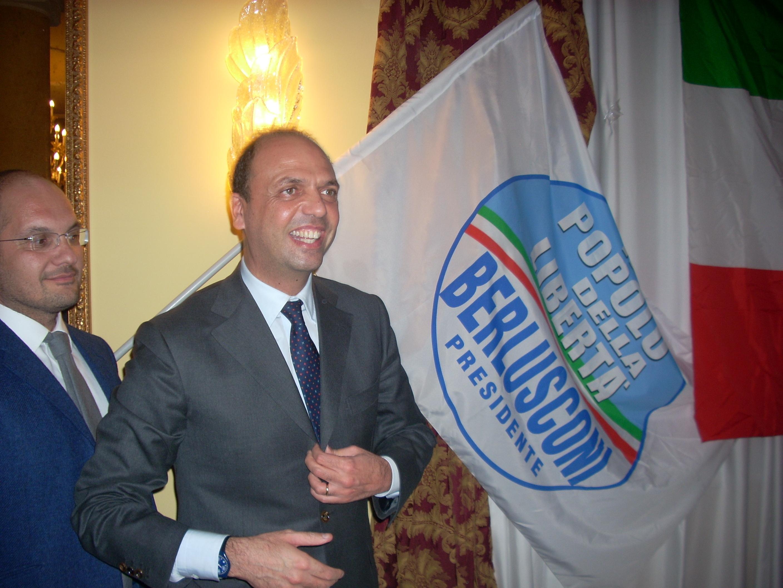 Angelino Alfano