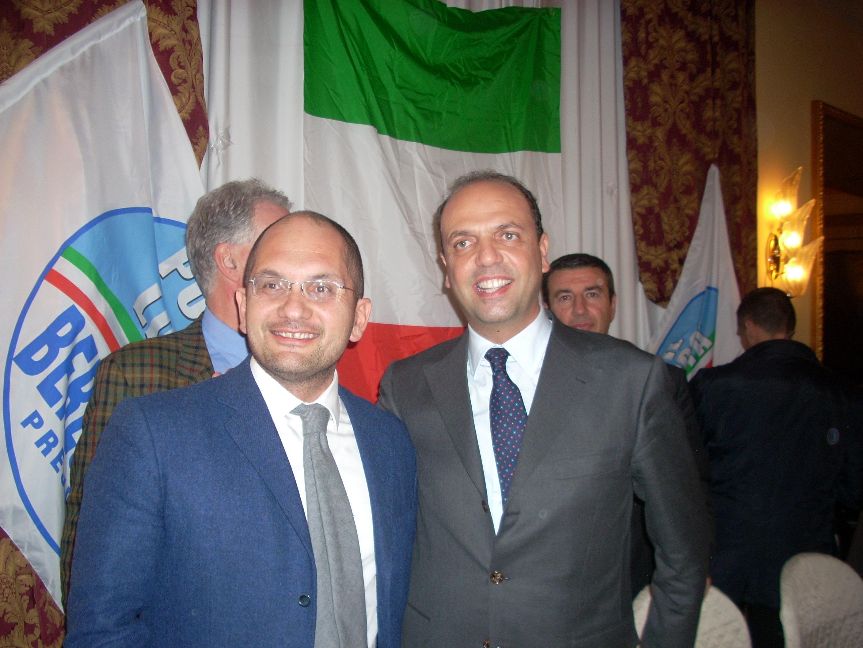 Guido Castelli e Angelino Alfano