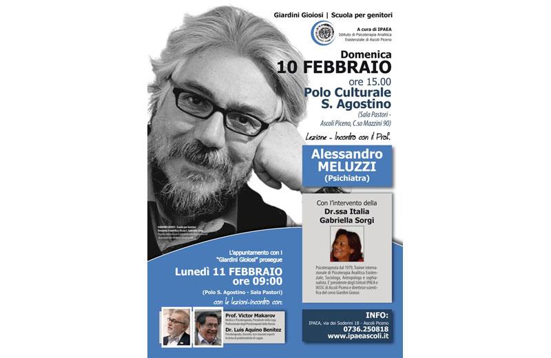 Alessandro Meluzzi ad Ascoli Piceno