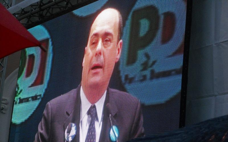 Piazza G. Pepe, il discorso di Zingaretti