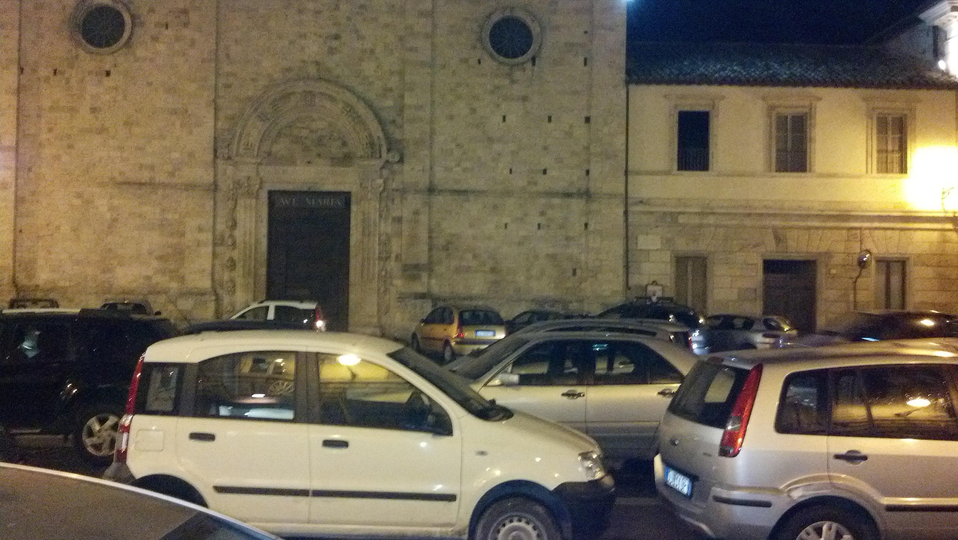 Piazza Sant'Agostino sabato 2 febbraio 3