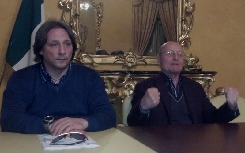 Roberto Corradetti e Paolo Marica