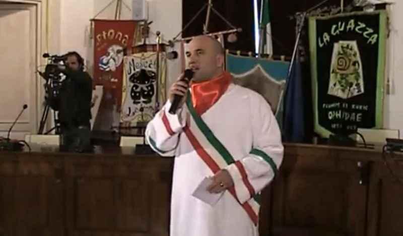 Valerio Lucciarini, Carnevale 2013