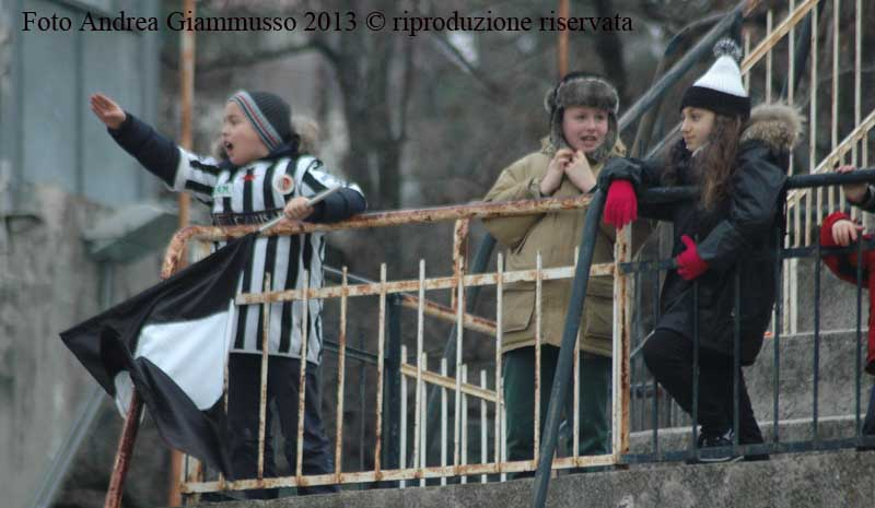 Piccolo capotifoso Foto Andrea Giammusso