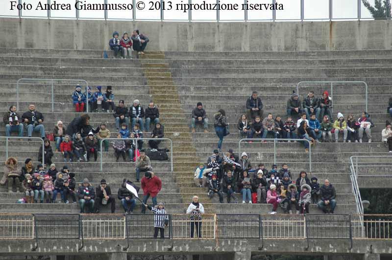 Tifosi delle scuole Foto Andrea Giammusso