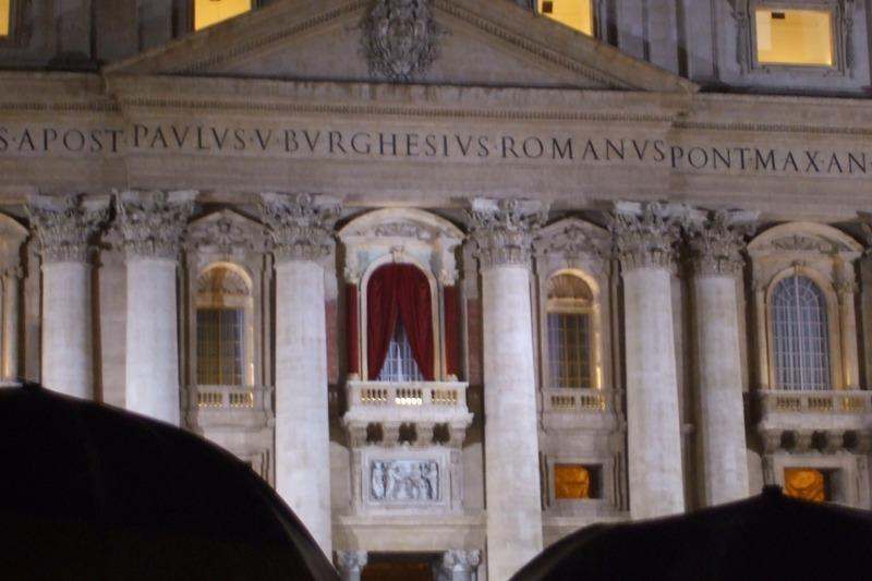 13 marzo 2013, Jorge Bergoglio nominato Papa Francesco 1