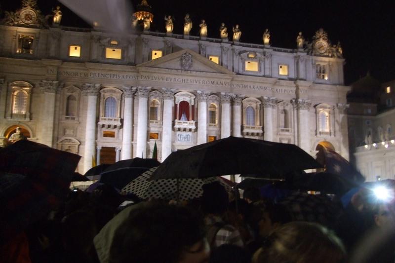 13 marzo 2013, Jorge Bergoglio nominato  papa 2