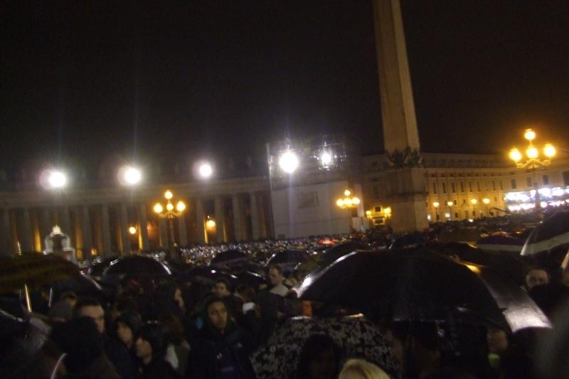 13 marzo 2013, Jorge Bergoglio nominato papa 3