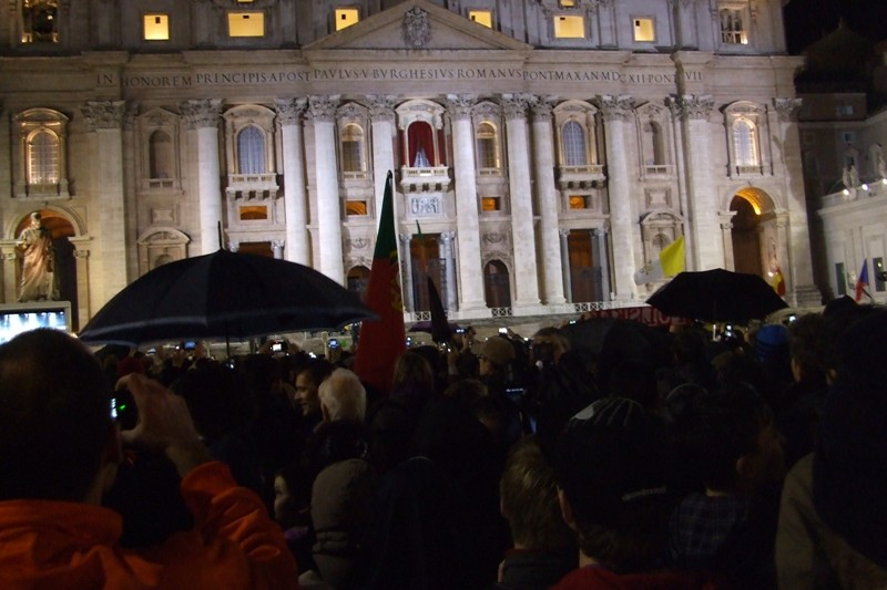 13 marzo 2013, Jorge Bergoglio nominato  papa 6