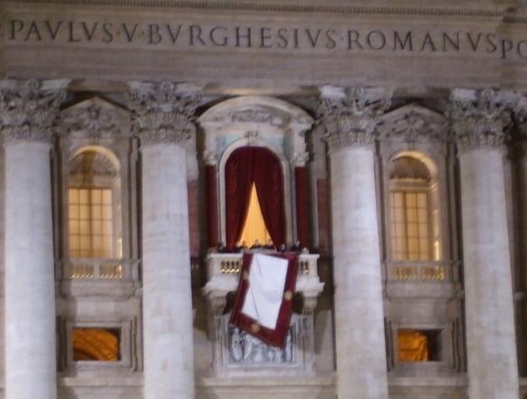 13 marzo 2013, Jorge Bergoglio nominato  papa 8