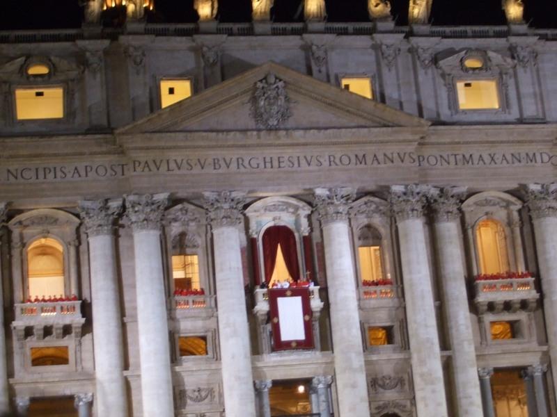 13 marzo 2013, Jorge Bergoglio nominato papa 9