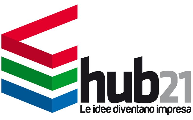 Il logo di Hub21