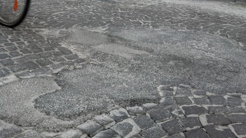 Le mille buche di Corso Mazzini 13